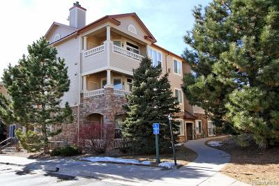 Littleton Condo/Townhouse Under Contract: 8465 South Holland Way #303