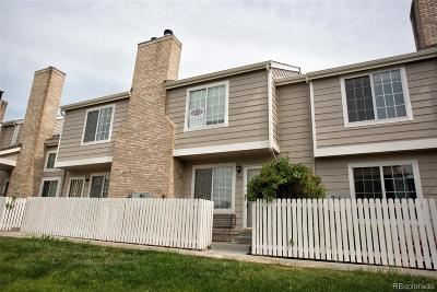 Highlands Ranch Condo/Townhouse Under Contract: 908 Summer Drive