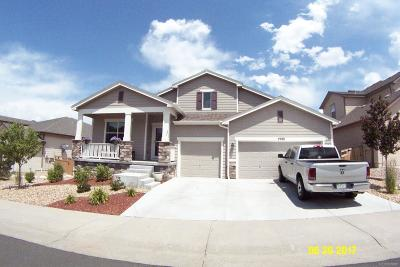 Castle Rock Single Family Home Under Contract: 2988 Breezy Lane