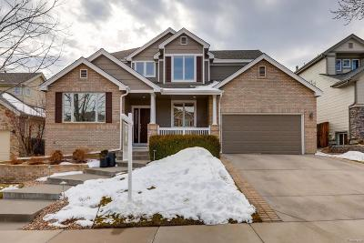 Littleton Single Family Home Under Contract: 6431 South Robb Court