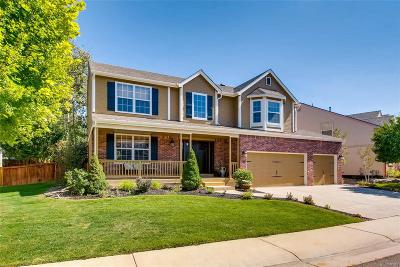Highlands Ranch Single Family Home Active: 717 Huntington Drive