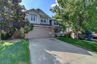 Arvada Single Family Home Active: 8427 Zinnia Court