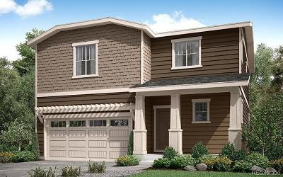 Castle Rock CO Single Family Home Active: $419,950