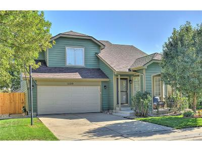 Broomfield Single Family Home Under Contract: 12210 Crabapple Street