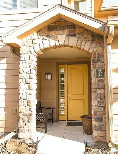 Highlands Ranch Condo/Townhouse Under Contract: 8650 Gold Peak Drive #C