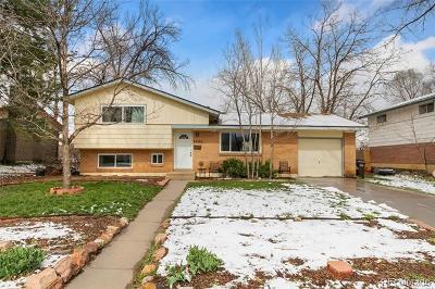 Boulder CO Single Family Home Active: $625,000