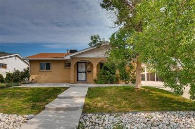 Lakewood Single Family Home Active: 6595 West Arizona Avenue