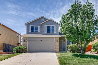 Castle Rock Single Family Home Under Contract: 1255 Parsons Avenue