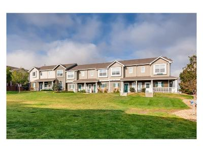 Commerce City Condo/Townhouse Under Contract: 14700 East 104th Avenue #1804