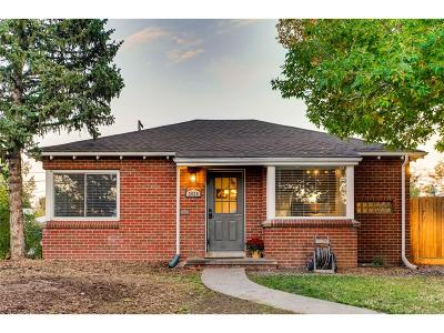 Single Family Home Under Contract: 3520 Magnolia Street