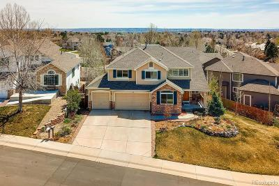 Broomfield Single Family Home Under Contract: 1702 Hemlock Way