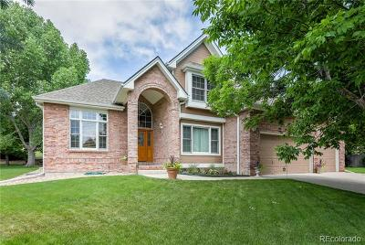 Arvada Single Family Home Active: 5647 Howell Court