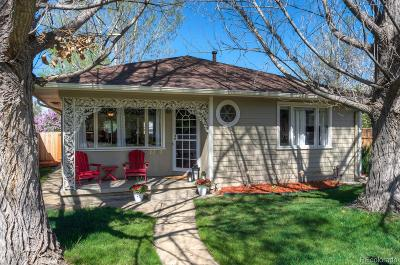 Englewood Single Family Home Under Contract: 2783 South Bannock Street