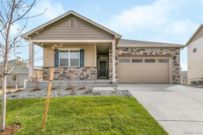 Castle Rock Single Family Home Active: 2108 Shadow Creek Drive