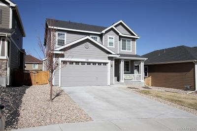 Castle Rock Single Family Home Active: 1105 Raindrop Way