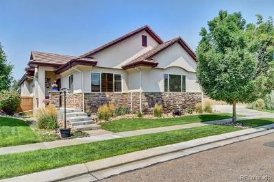Commerce City Single Family Home Under Contract: 11561 Chambers Drive