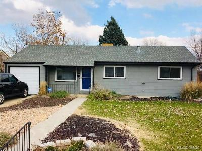 Denver Single Family Home Under Contract: 3226 South Glencoe Street
