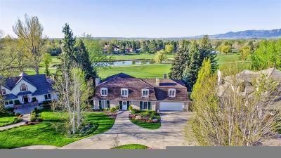 Boulder CO Single Family Home Active: $1,397,500
