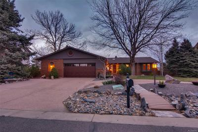 Arvada Single Family Home Under Contract: 12041 West 54th Avenue
