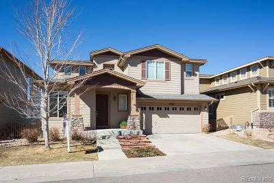Highlands Ranch Single Family Home Under Contract: 5281 Windflower Lane