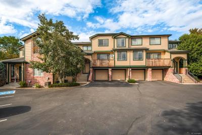 Northglenn Condo/Townhouse Under Contract: 980 West 112th Avenue #1505