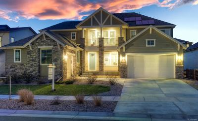 Arvada Single Family Home Under Contract: 9465 Flattop Street