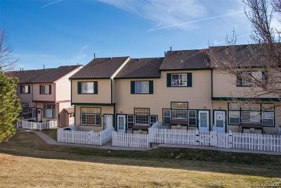 Denver Condo/Townhouse Active: 8199 Welby Road #1606