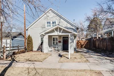 Single Family Home Under Contract: 925 East Colorado Avenue