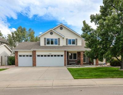 Fort Collins Single Family Home Active: 1407 Barberry Drive