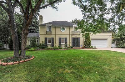 Single Family Home Under Contract: 22 Crestmoor Drive