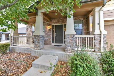 Commerce City Single Family Home Active: 10259 Ouray Street