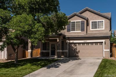 Highlands Ranch Single Family Home Active: 10417 Tracewood Drive