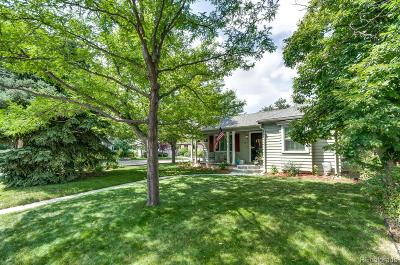 Single Family Home Under Contract: 2695 South Marion Street