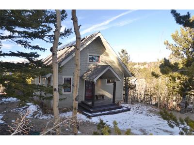 Idaho Springs CO Single Family Home Under Contract: $317,000