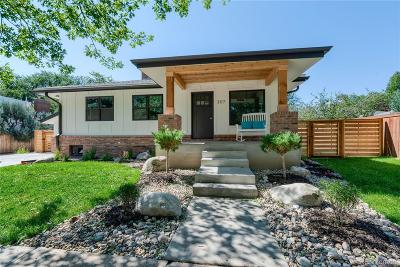 Fort Collins Single Family Home Active: 307 Wayne Street