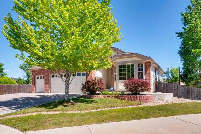Thornton Single Family Home Under Contract: 12830 Jersey Court