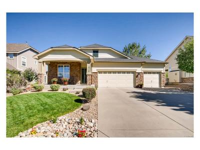 Westminster Single Family Home Active: 10756 Tennyson Way