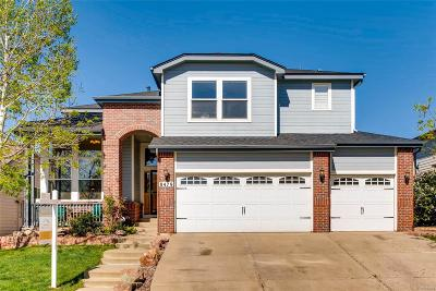Littleton Single Family Home Active: 8479 South Newcombe Street
