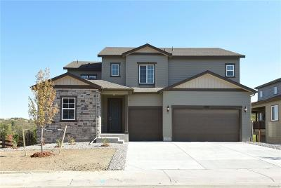 Castle Rock Single Family Home Active: 4088 Spanish Oaks Way