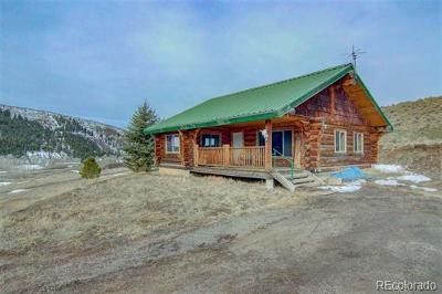 Routt County Single Family Home Active: 15600 West Highway 40