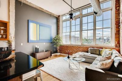 Denver Condo/Townhouse Active: 2441 Broadway #214