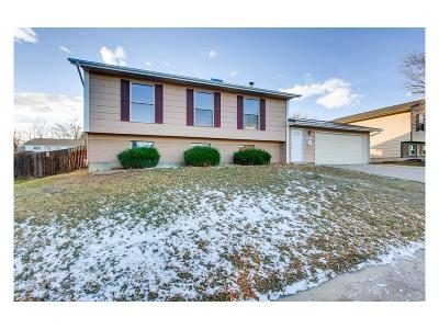 Morrison Single Family Home Under Contract: 4315 South Xenon Court