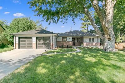 Denver Single Family Home Active: 1281 Holly Street