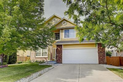 Thornton Single Family Home Active: 2706 East 147th Avenue