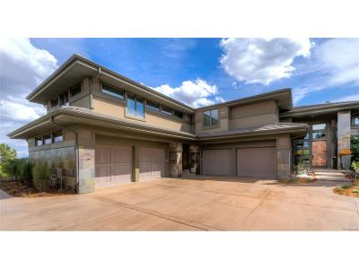 Castle Rock Single Family Home Under Contract: 620 Cliffgate Lane