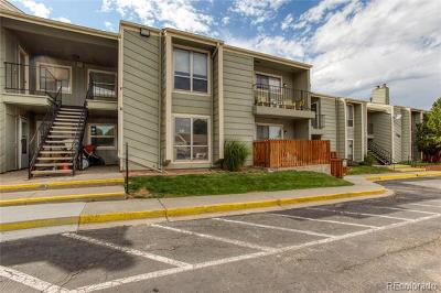 Centennial Condo/Townhouse Active: 7260 South Gaylord Street #E26
