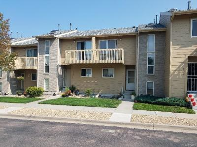 Castle Rock Condo/Townhouse Under Contract: 286 South Oman Road