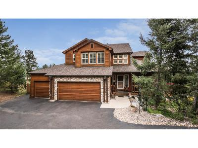 Evergreen Single Family Home Active: 3134 Elk View Drive