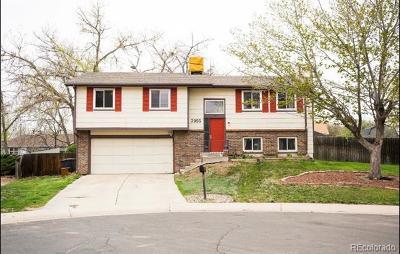 Thornton Single Family Home Active: 7955 Ogden Court