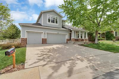 Broomfield Single Family Home Under Contract: 1000 West 17th Court
